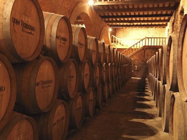 Bodegas de vino cerca de Lisboa