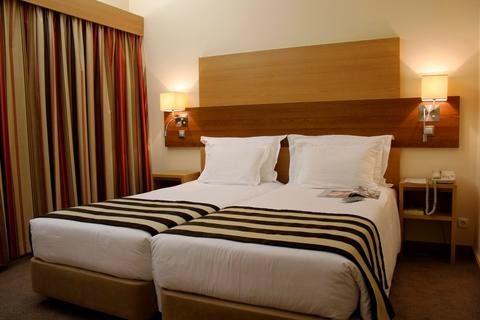Hotel Príncipe en Lisboa - habitación