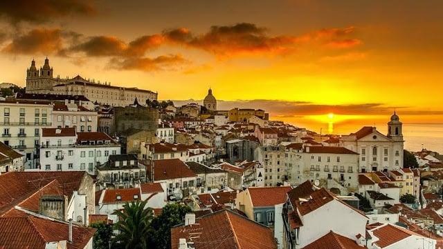 Itinerario de cuatro días en Portugal