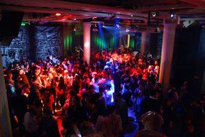 Discoteca en Lisboa