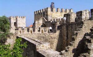 Visitar el Castelo de São Jorge en Lisboa