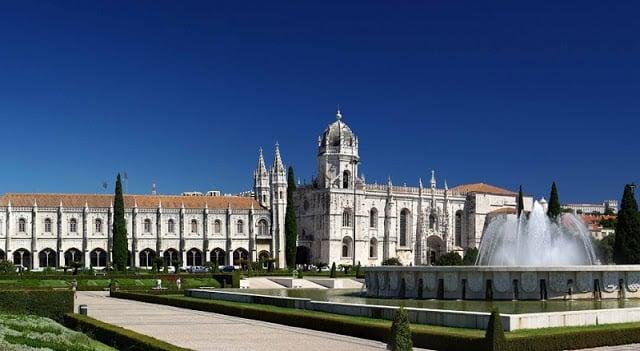 Características del Mosteiro dos Jerónimos en Lisboa