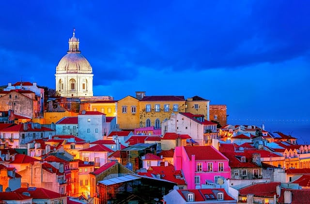 Puntos turísticos de Lisboa