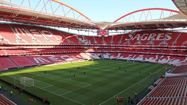 Tours en el Estadio da Luz