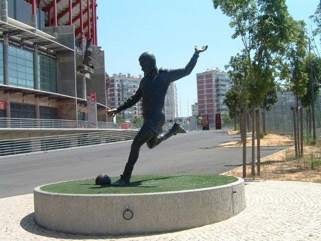 Historia del Estadio da Luz en Lisboa