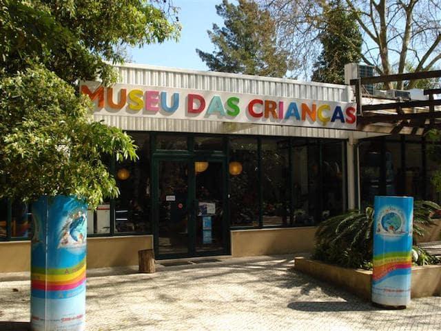 Museu das Crianças (Museo de los niños) en Lisboa