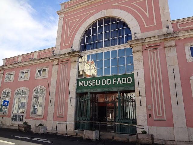 Museo del Fado en Lisboa
