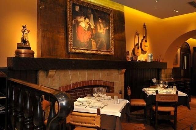 Restaurante O Faia en Lisboa