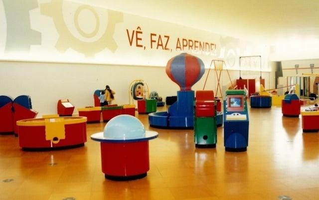 Pavilhão do Conhecimento (o Pabellon del Conocimiento) en Lisboa