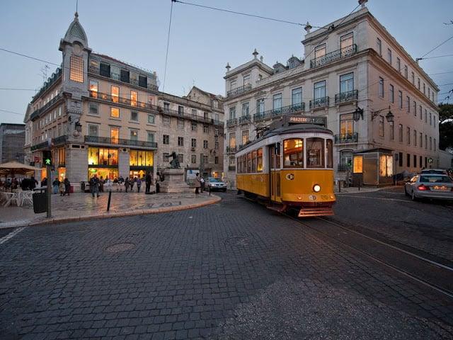Hoteles en la zona turística de Lisboa