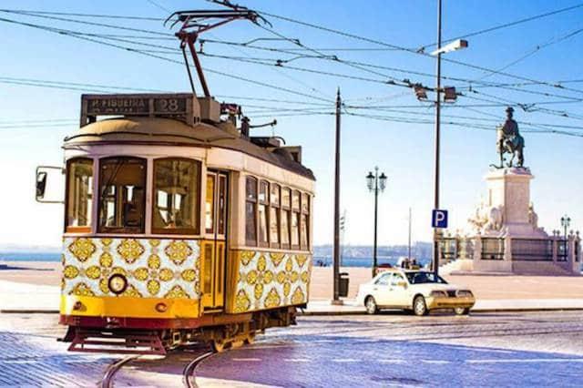 Itinerario de tres días en Lisboa
