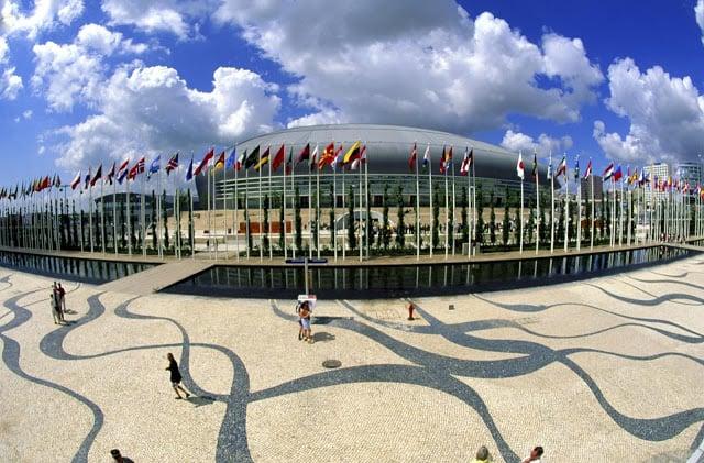 Parque das Nações en Lisboa
