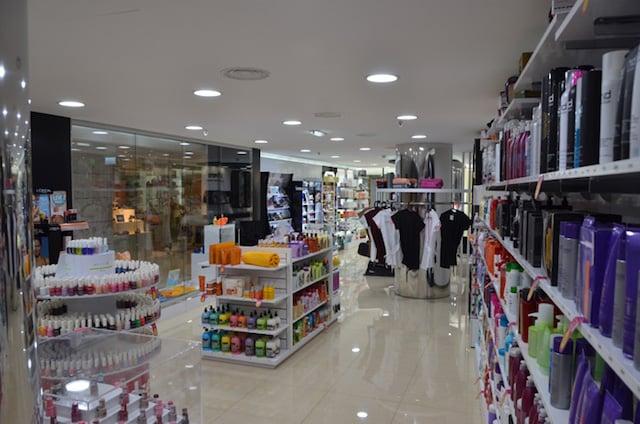 Tienda Pluricosmética en Lisboa