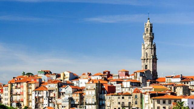 Centro de Oporto