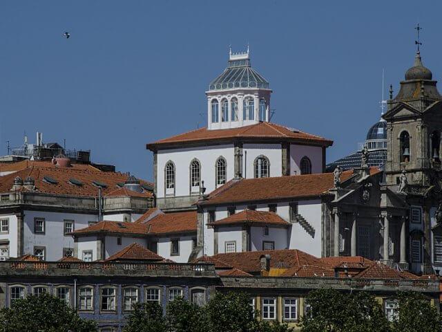 Palacio da Bolsa en Oporto