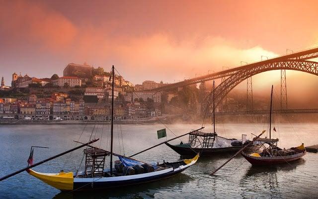 Paseo por el Centro Histórico de Oporto