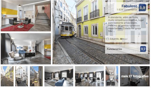 Hotel Alfama Lisbon Lounge Suites