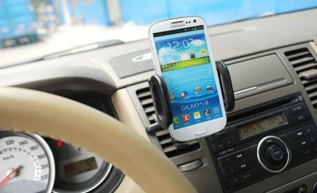 Sugerencia del GPS cuando alquilas un automóvil en Europa