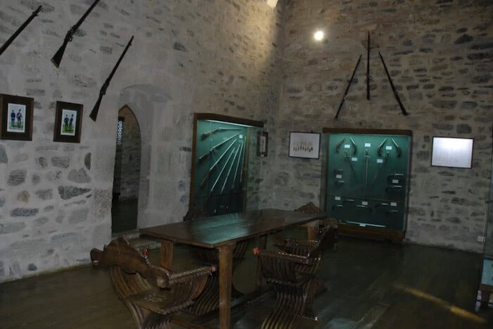 Museo Militar de Braganza