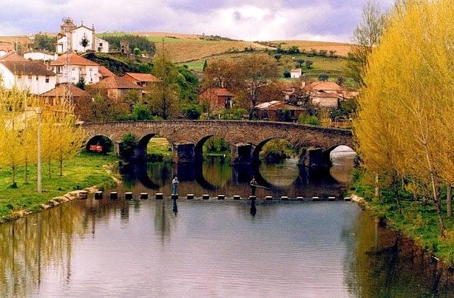 Puente Romana de Gimonde