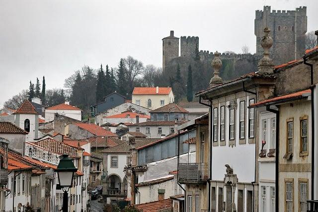 Centro de Braganza