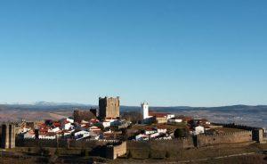 Braganza - vista