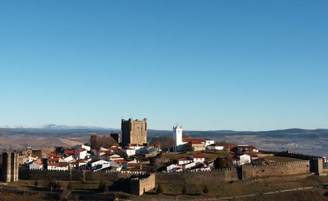 Vista de Braganza