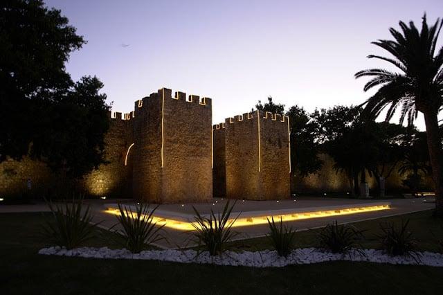 Castelo dos Governadores (Castillo de los Gobernadores) en Lagos