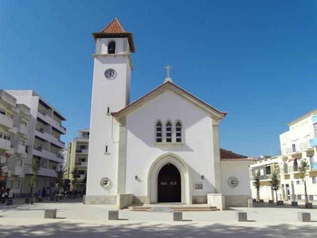 Igreja Matriz (Iglesia Madre) de Armação da Pêra
