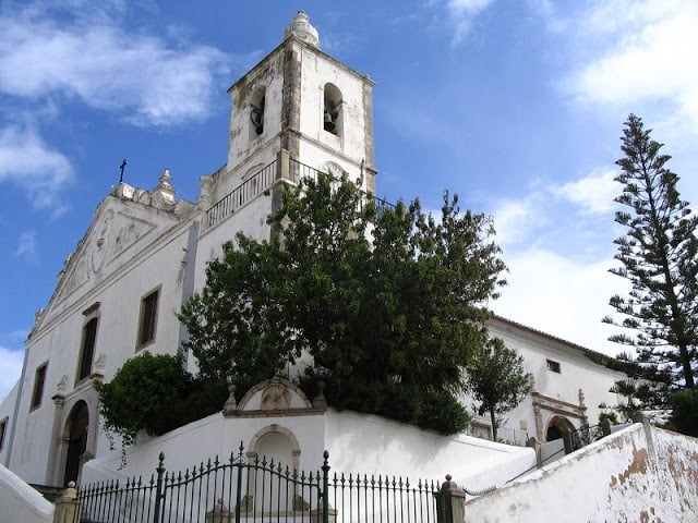 Iglesia de Santa Maria de Lagos