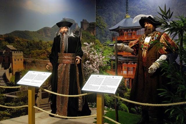 Museo de Cera de los Descubrimientos en Lagos