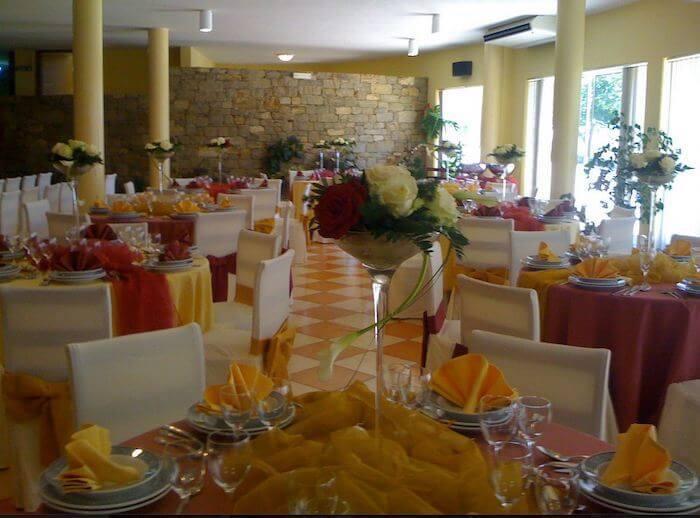Restaurante Quinta das Queimadas en Braganza