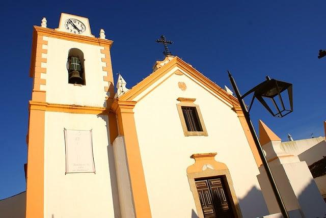 Igreja da Matriz (Iglesia Madre) en Albufeira
