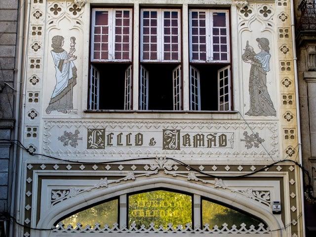 Librería Lello e Irmão en Oporto