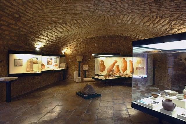 Museo Municipal de Arqueología en Albufeira