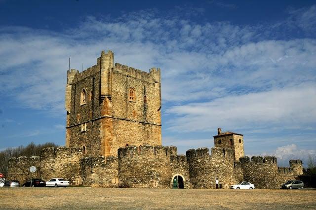 Castelo de Bragança (Castillo de Braganza)