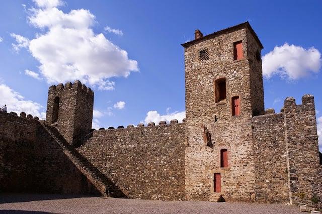 Visita al Castelo de Braganza (Castillo de Braganza)