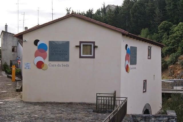 Casa de la Seda en Braganza