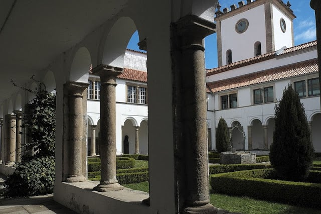 Claustro de la Sé Velha (Catedral Vieja) de Braganza