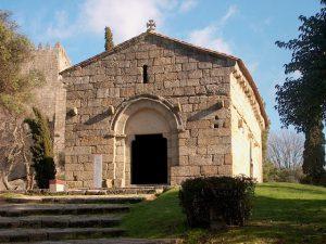 Iglesia San Miguel do Castelo