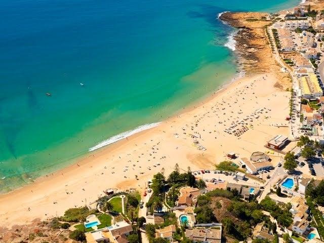 Praia da Luz (Playa de la Luz)