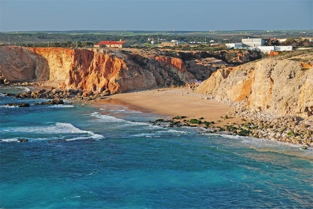 Playas en Sagres