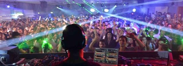 Discoteca Seven Seven en Vilamoura