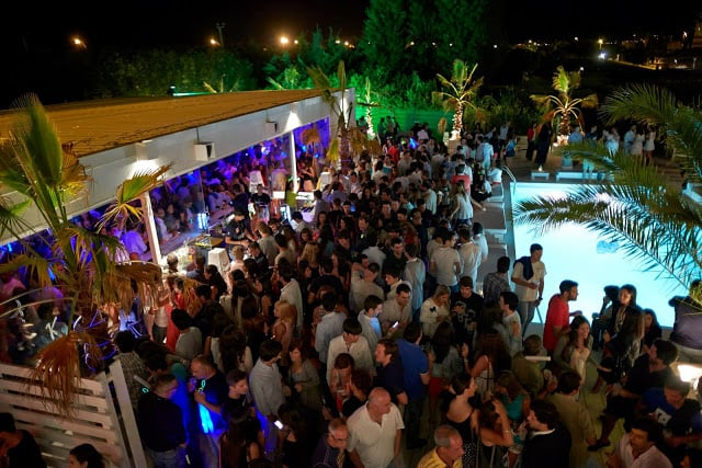Discoteca Urban Beach en Vilamoura