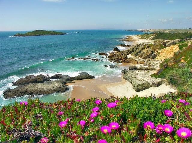 Praia de la Isla de Pessegueiro - Alentejo