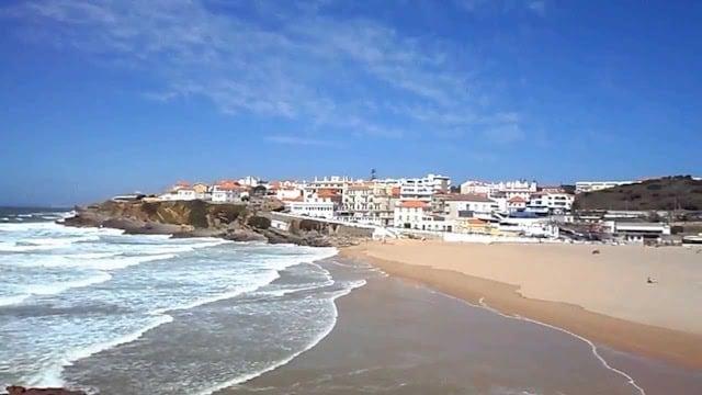Praia das Maçãs en Colares - Sintra