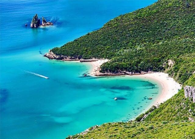 Playa de la Figueirinha