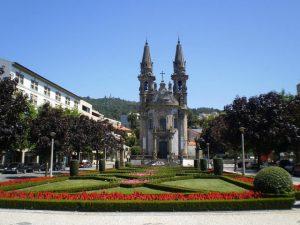 Iglesia Nuestra Señora de la Consolación y Santos Passos