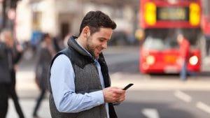 Benefícios de poder usar el Internet del celular