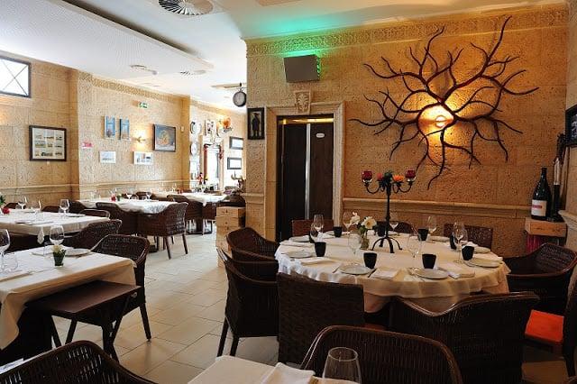Mejores restaurantes en Évora